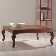 Oak Idea Lukens Coffee Table; Walnut