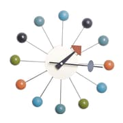 Mod Made 5'' Color Bubble Wall Clock