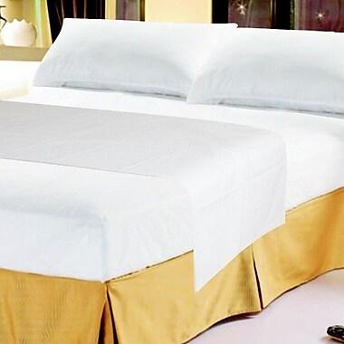 DaDa Bedding 200 Thread Count Cotton Sheet Set; Twin