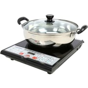 Tayama Induction Cooker w/ Cooking Pot