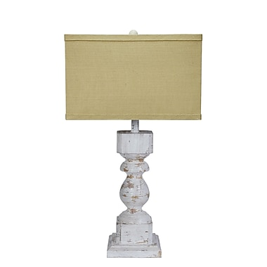 Creative Co-Op Chateau 29.75'' Table Lamp