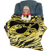College Covers Iowa Hawkeyes Throw Blanket