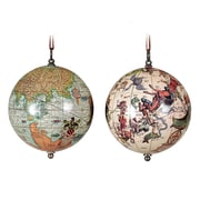 Authentic Models The Earth and the Heavens, 1551 AD Globe