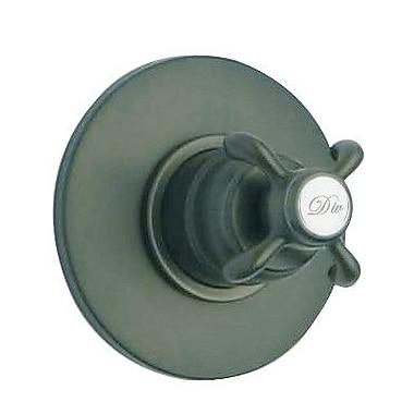 LaToscana Ornellaia Volume Thermostatic Valve; Tuscan Bronze