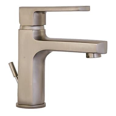 LaToscana Novello Lavatory Vessel Faucet Single Handle