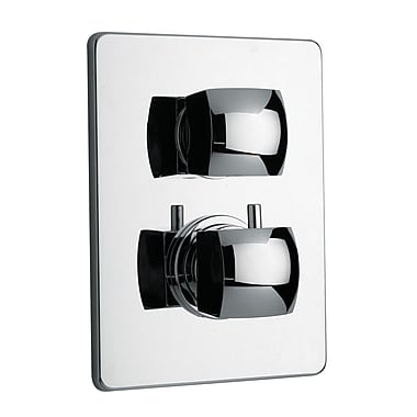 LaToscana Lady Volume Thermostatic Valve; Chrome