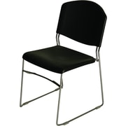 PS Furniture Armless Stacking Chair