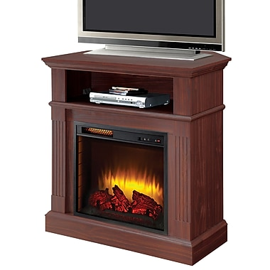 Comfort Glow The Dover 40'' TV Stand w/ Fireplace
