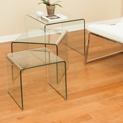 Home Loft Concepts Celeia 3 Piece Nesting Tables