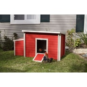 New Age Pet Fontana Chicken Barn; Red