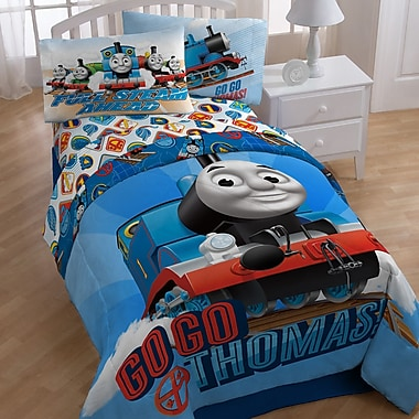 Thomas and Friends Thomas and Friends Go Go Twin Comforter