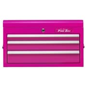 The Original Pink Box 26''W 3-Drawer Top Chest