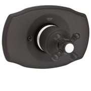 Grohe Geneva Pressure Balance Faucet Shower Faucet Trim Only; Oil Rubbed Bronze