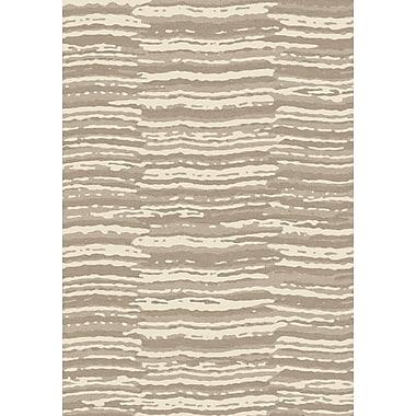 Art Carpet Chelsea Mushroom Area Rug; OVAL 6'7 x 9'6