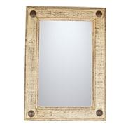 MyAmigosImports Shabby Rustic Mirror