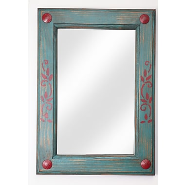 MyAmigosImports Rustic Mirror