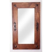 MyAmigosImports Vaquero Rustic Mirror