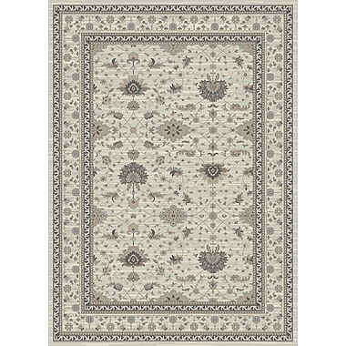 Art Carpet Dexter Gray Area Rug; ROUND 7'10