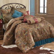 HiEnd Accents San Angelo Comforter Set; Full