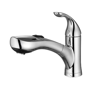 Century Home Living Single Handle Kitchen Faucet w/ Side Spray