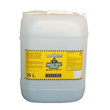 Bebbington Industrial Green Degreaser, 20L
