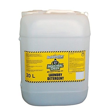 Bebbington Industrial Green – Détergent à lessive, 20 L