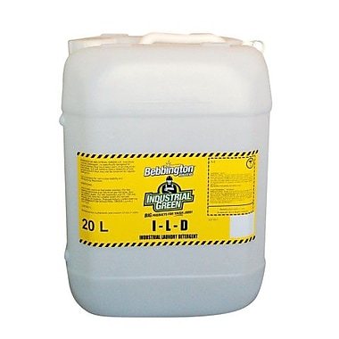Bebbington Industrial Green Mechanic's Laundry Detergent - ILD, 20L