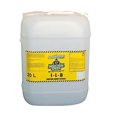 Bebbington Industrial Green – Détergent à lessive pour mécanicien ILD, 4 L, paq./4