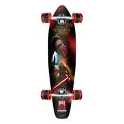 Star Wars – Planche à roulettes de style Longboard Kylo Ren, 36 po
