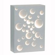 Anthony California Decorative 11.75'' Metal Rectangular Wall Sconce Shade
