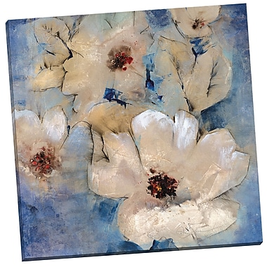 Portfolio Canvas Night Blooms by Augustine Painting Print on Wrapped Canvas
