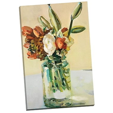 Portfolio Canvas Unexpected by Leila Painting Print on Wrapped Canvas