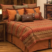 Wooded River Marquise IV Duvet Cover; Twin