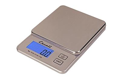 Escali Vera 4.4 lbs. (2 Kg) Compact Digital Scale (PR2000S)
