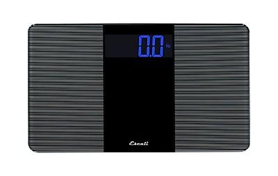 Escali 400 lbs. (180Kg) Extra Wide Bathroom Scale (EW180)