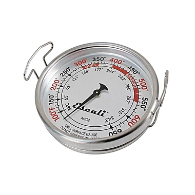 Escali Extra Large Grill Surface Thermometer (AHG2)