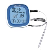 Escali Touch Screen Thermometer and Timer, Blue  (DHR1-U)
