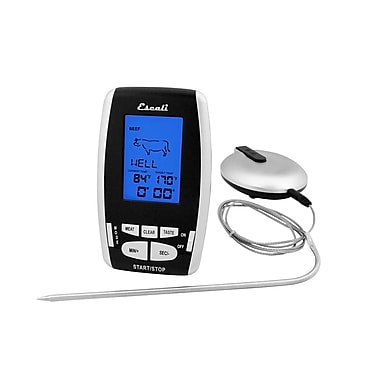 Escali Wireless Thermometer and Timer (DHRW1)