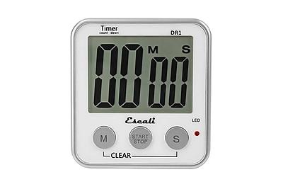 Escali 99 Min Extra Large Display Digital Timer (DR1)