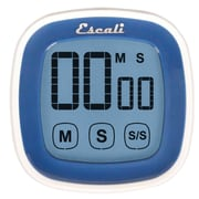 Escali  99 Min Touch Screen Digital Timer Blue (DR3-U)