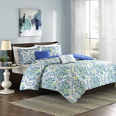 Intelligent Design Ari Comforter Set; Full / Queen