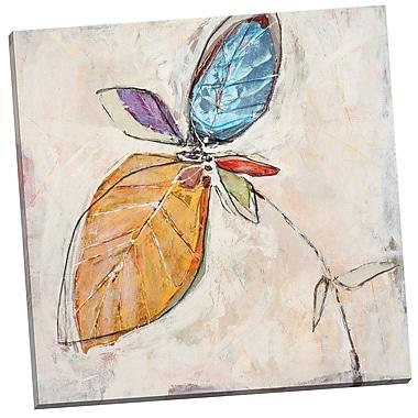 Portfolio Canvas Breeze II by Alex Benton Painting Print on Wrapped Canvas
