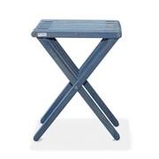Glodea X45 End Table; Sky Blue
