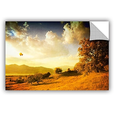 ArtWall 'Autumn Vision' by Dragos Dumitrascu Photographic Print; 32'' H x 48'' W x 0.1'' D
