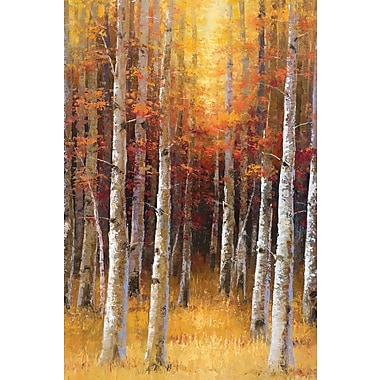 Portfolio Canvas The Grove by Robert Jeon Painting Print on Wrapped Canvas