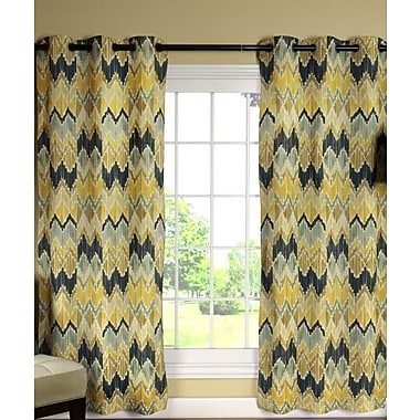 m.style Zyphen Curtain Panels (Set of 2)
