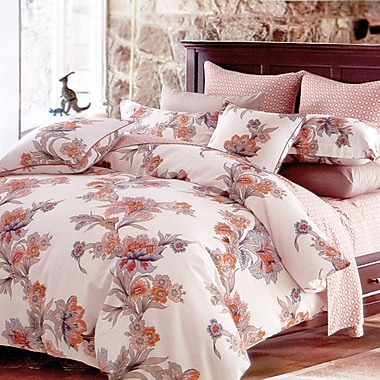Dolce Mela Duvet Cover Set; King / Cal. King