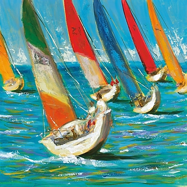Portfolio Canvas Windcatcher Two by Dupre Painting Print on Wrapped Canvas