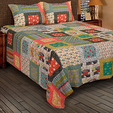 Wildon Home Damica Quilt; King