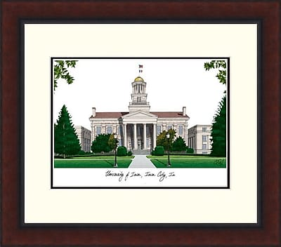 Campus Images NCAA Iowa Hawkeyes: Kinnick Stadium Legacy Scholar Diploma Picture Frame
